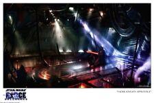 Star Wars Vader's Apprentice The Force Unleashed Video Game Artwork Giclée Paper