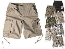 Mil-Tec Paratrooper Bermuda Shorts Prewash Sommerhose Freizeithose Hose XS-3XL