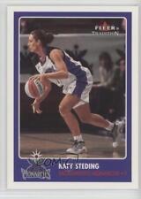 2001 Fleer Tradition #50 Katy Steding Sacramento Monarchs (WNBA) Basketball Card