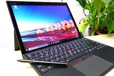 CAPTAIN NOTEBOOK: LENOVO X1 TABLET i7-8550U-QUAD 16G 2TB IR-CAM PEN 3J.GAR