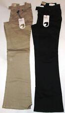 NWT BLUE NOTES DENIM ELLA STRETCH cotton Junior girl's black or gray jean pants