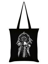 Unorthodox Gothic Dreamcatcher Black Tote Bag 38 x 42cm