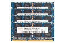 Hynix 4 G 4GB 8G 8 G DDR3 1333MHz PC3-10600S 204PIN SODIMM Laptop Memory RAM Lot