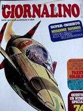 Giornalino 5 1975 Asterix il Gallico - Commissario Spada G. De Luca - Dev bardai