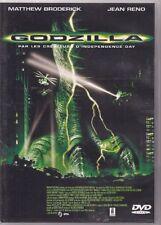 DVD ZONE 2--GODZILLA--BRODERICK/RENO/EMMERICH