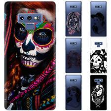dessana Santa Muerte Schutz Hülle Case Handy Tasche für Samsung Galaxy S Note