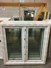 Kunststofffenster (Kunststoff – Fenster) 120x120 cm bxh, (1200x1200 mm bxh),weiß
