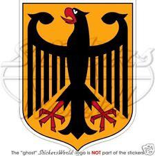 GERMANY Coat of Arms Bundesadler German Federal Eagle Vinyl Bumper Sticker Decal