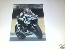 Mano firmato TONI ELIAS FOTO 10x8.