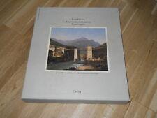 LOMBARDIA IL TERRITORIO, L'AMBIENTE IL PAESAGGIO - ELECTA 1984