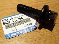 Crankshaft pulley bolt, genuine Mazda MX-5 1.6 & 1.8, 1990-2005 MX5 crank front