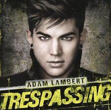 Adam Lambert - Trespassing (2012)  CD Deluxe Edition  NEW  SPEEDYPOST