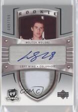 2005 Upper Deck The Cup #114 Rookie Patch Wojtek Wolski Colorado Avalanche Auto