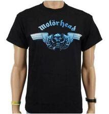 Official Motorhead - Tri-Skull Men's Black T-Shirt