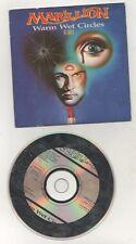 marillion - warm wet circles rare  cd single