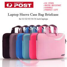 "AU Laptop Sleeve Case Bag Ultrabook Case for MacBook Microsoft HP 11""12""13""14""15"