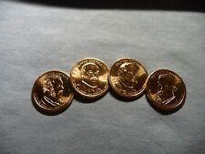 Präsidentendollar 2012 Einzelmünzen oder kompletter Satz in D oder P zur Auswahl