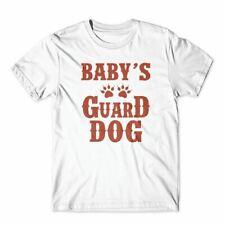 Baby's Guard Dog T-Shirt 100% Cotton Premium Tee