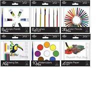 Royal & Langnickel Compact Art Sets - Selection