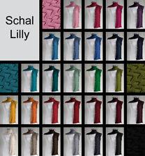 Schal Lilly aus 100 % Merinowolle von invero - Strickmode Made in Germany