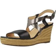 Sandalo GEOX D SOLEIL, Color Nero