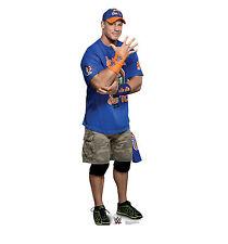 JOHN CENA - WWE WRESTLER - LIFE SIZE STANDUP/CUTOUT BRAND NEW 2439