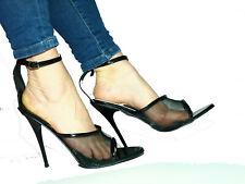 Promotion ! high heels pumps Sandalen Absatz 13cm grobe 35-47- Bolingier