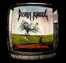 DEATH ANGEL cd cvr FROLIC THROUGH THE PARK Official SHIRT MED new