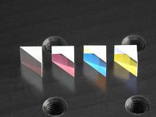 Spiegelprisma für Laser 445nm, 520nm, 635nm, 650nm, DPSS Laser, Laserdiode