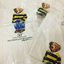 Polo Ralph Lauren Tee 50th Anniversary Authentic Various