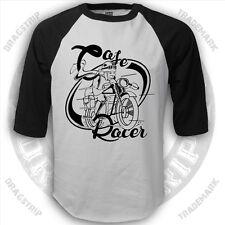 Dragstrip clothing Café Racer Lucky 13 rock hot rod tatouage motard baseball top