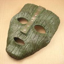 Resin Replica The Mask Loki Mask Movie Prop Memorabilia With Stripe