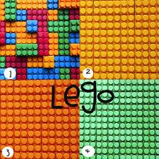 Lego Blocks Printed Vinyl,Heat Transfer Vinyl,Adhesive Vinyl, HTV Prints