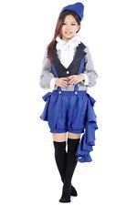 Kuroshitsuji / Black Butler Cosplay Costume Phantomhive Ciel V2 (Female) Set