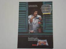 advertising Pubblicità 1972 BUONDI' MOTTA