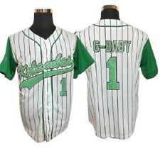 D Warren G-Baby Jarius Evans #1 Kekambas Baseball Jersey Stitch FREE SHIP