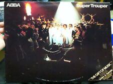 Abba Super Trouper LP Record EPC 10022