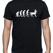 EVOLUTION OF CENTAUR HORSEMAN HALF MAN HORSE GREEK MYTHS MYTHOLOGY HISTORY