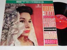 MARIFE DE TRIANA Orquesta Montilla NM- DG Vinyl Maestro Quiroga FMS-2058
