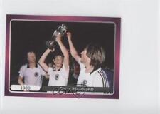 2012 Panini UEFA Euro Album Stickers #524 1980 Deutschland Soccer Card