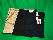 School Apparel Men's Shorts Free Shipping