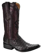 1B41A1 Ostrich Western Boots handmade Cuadra Boots