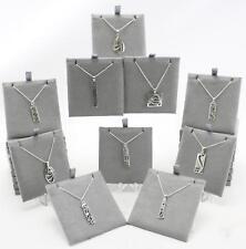 ARGENT STERLING r.mackintosh Pendentif et collier différents styles