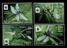 WWF Libellen. 4W. Weißrußland 2010