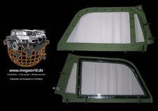 Unimog Steckfenster li+re U2010 U401 U411 niedrige Scheibe bis Baujahr 02/1963
