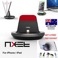 Apple MFi Lighting Charger Stand iPhone Charging Dock Desktop Sync Cradle Holder