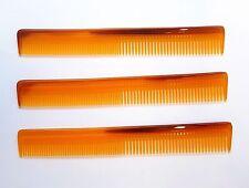 Professional Salon Barber Comb Hairdressing Pocket Shell TT Cutting Hair UK made