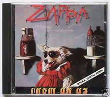 """CD - FRANK ZAPPA -""""THEM OR US"""" - U.M.R.K. DIGITAL REMIX"""