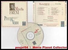 """Mirella FRENI """"Puccini & Verdi"""" (CD) Magiera 2002"""