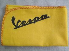 VESPA Scooter: alta calidad a estrenar grandes plumero de limpieza amarillo con logotipo